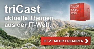 triCast - der IT WebCast von Trivadis