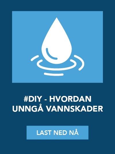 Last ned: #DIY - Hvordan unngå vannskader