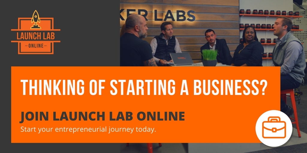 Join Launch Lab Online