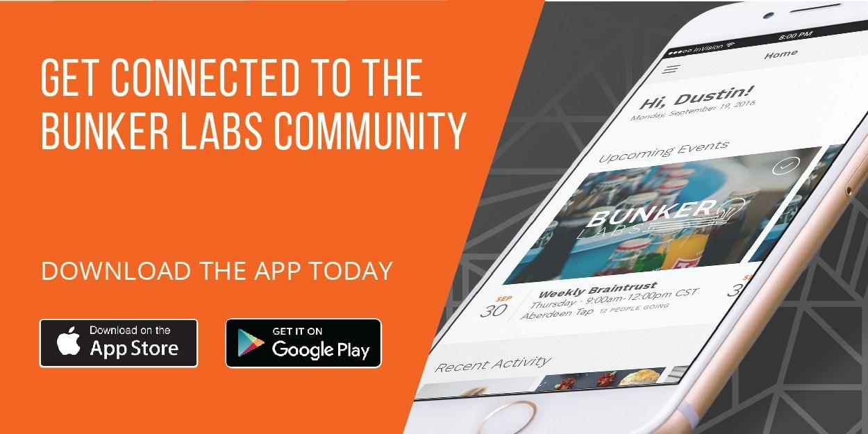 Bunker Labs Community App