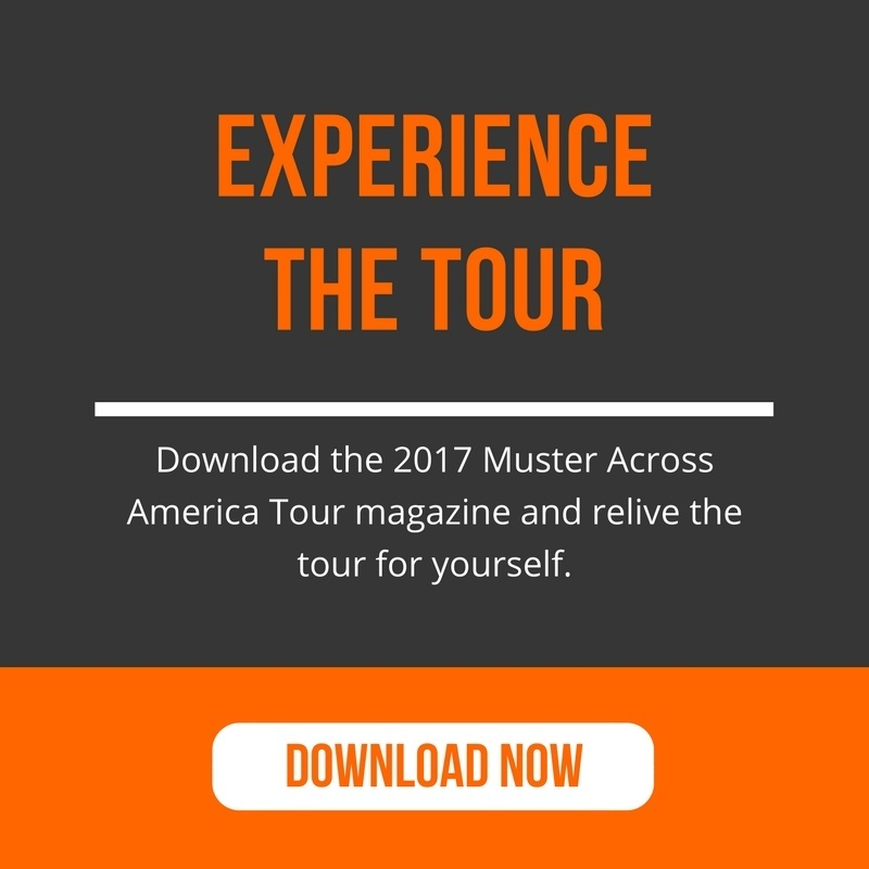 Bunker Labs Muster Tour Magazine