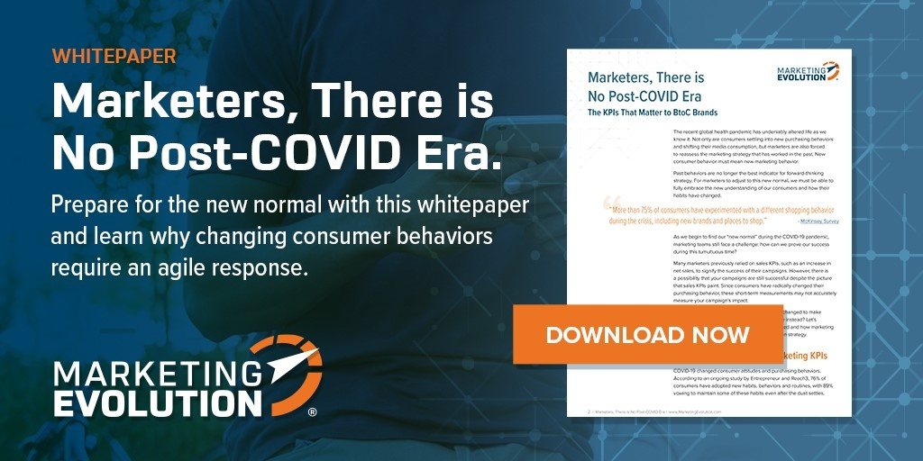 Marketers, There is No Post-COVID Era