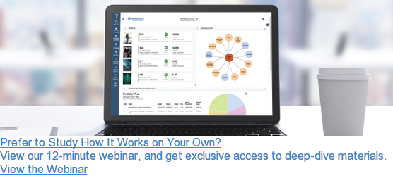 Prefer to Study How It Works on Your Own?  View our 12-minute webinar, and get exclusive access to deep-dive materials. View the Webinar