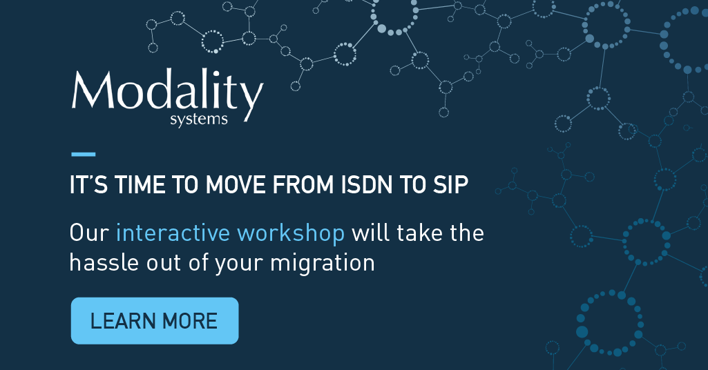 ISDN to SIP migration service