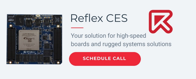 Reflex CES embedded systems schedule call