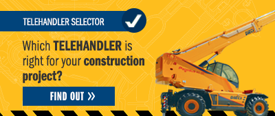 Which Telehandler is right for your construction project?