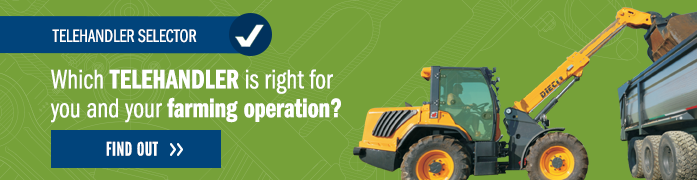 Which telehandler is right for you and your farming operation?