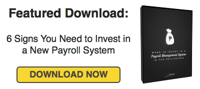 How do you know when it's time to invest in a payroll management system