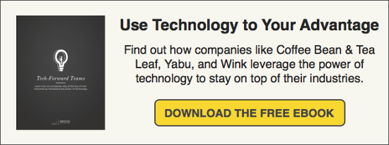 Use Technology to Your Advantage - Download the Free eBook Today