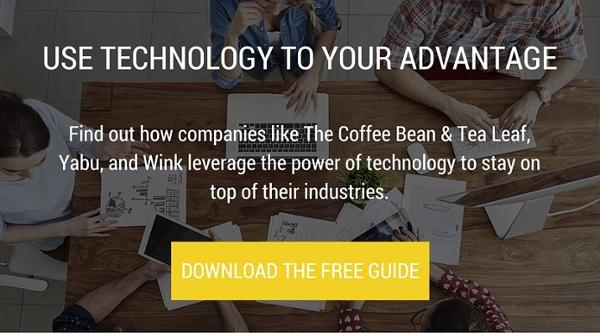 Are you using technology to your advantage?