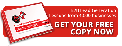 B2B Lead Generation Lessons from 4,000 Businesses