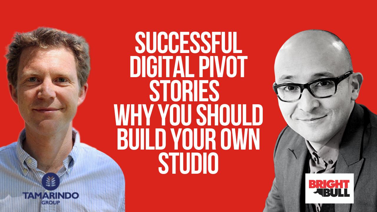 CTA - Successful Digital Pivot Stories