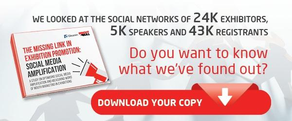 The Missing Link in Event Promotion: Social Media Amplification