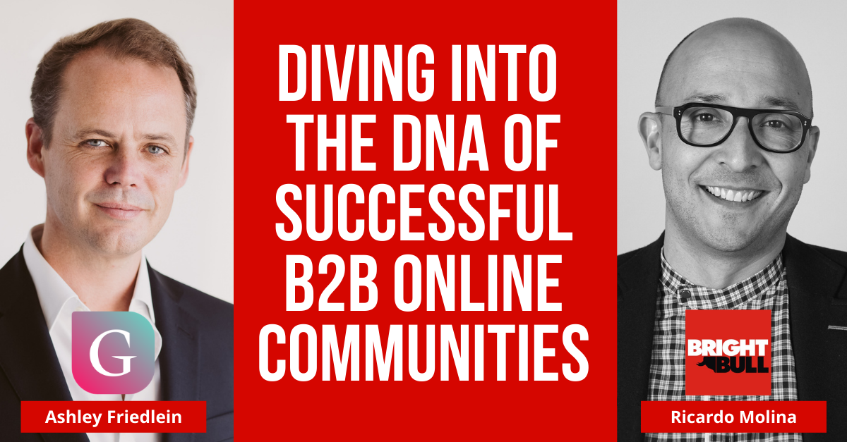CTA - Diving into the DNA of successful B2B Online communities