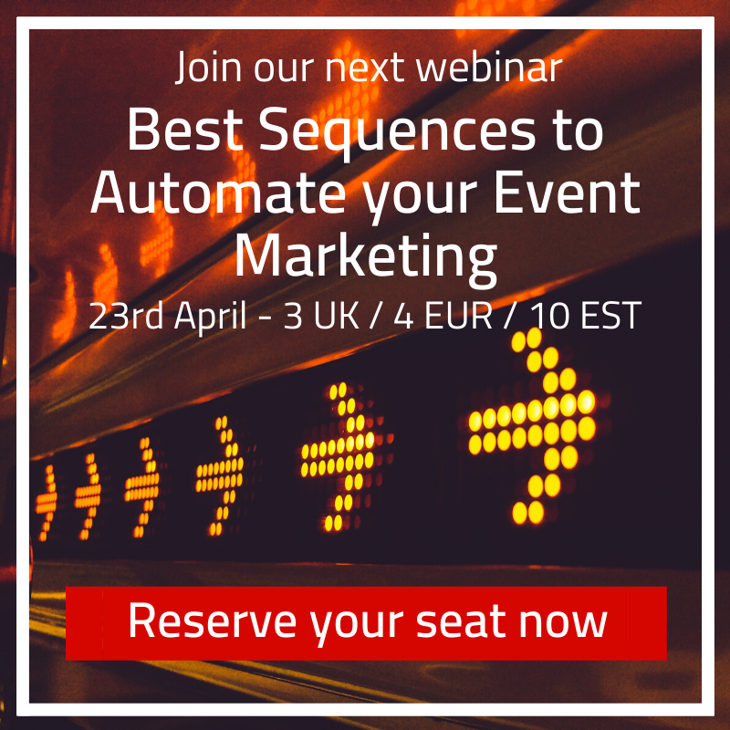 MoFu - Best Sequences to Automate your Event Marketing/Version 1