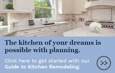 The kitchen of your dreams is possible with planning.