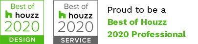 Houzz Design and Service Awards for 2019