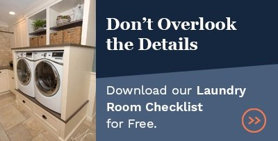 Download our Free Laundry Room Checklist
