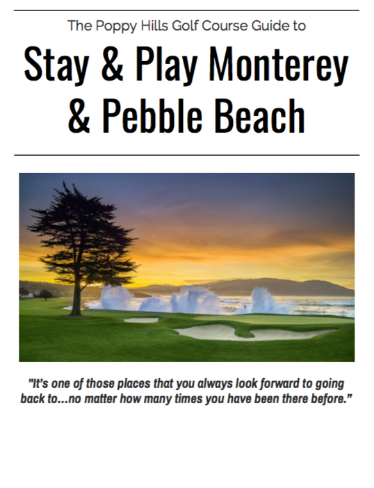 Stay & Play Pebble Beach