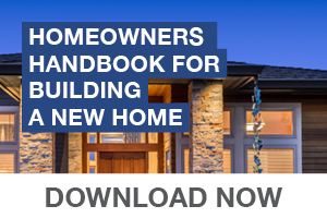 Homeowners Handbook for Building a New Home