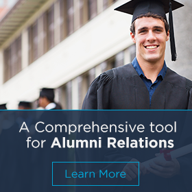 Alumni management tool