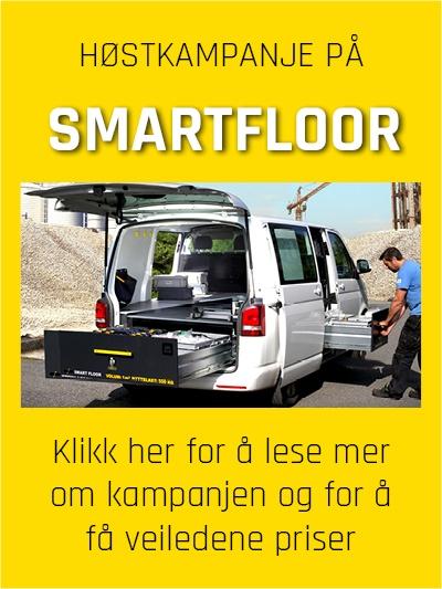 Smartfloor kampanjepris