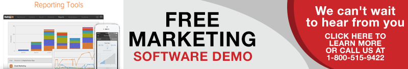 Free Marketing Software Demo
