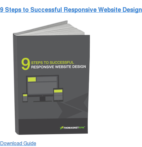 9 Steps to Successful Responsive Website Design Download Guide