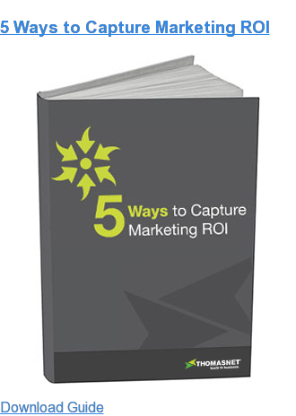 5 Ways to Capture Marketing ROI  Download Guide