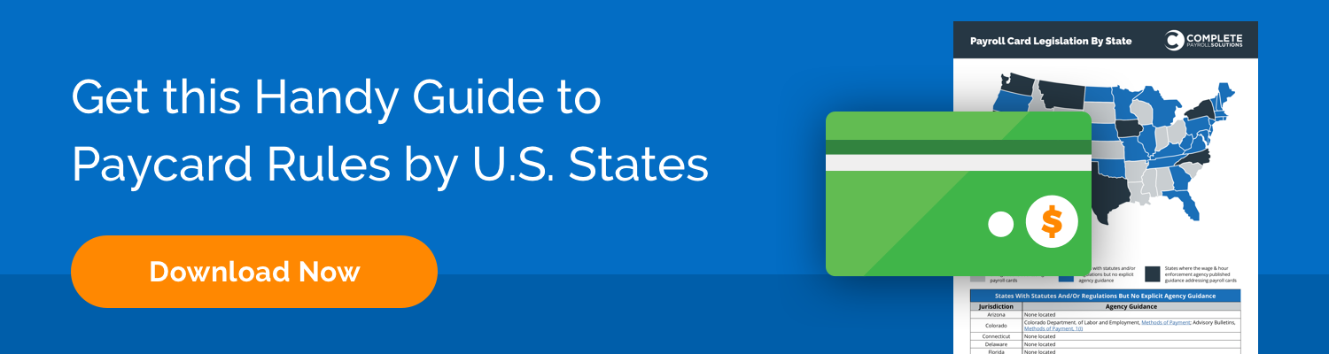 Paycard-Payroll-Debit-Card-Rules-by-State