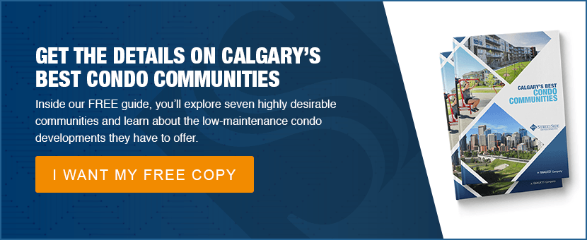 Click here to get your FREE Guide to Calgary's Best Condo Communities!