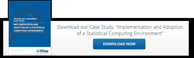 Statistical Computing Environment