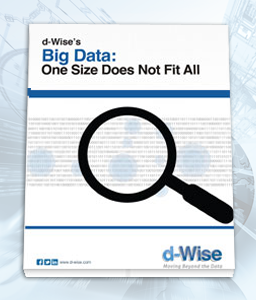 big-data-one-size-does-not-fit-all