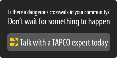 Is there a dangerous crosswalk in your community?