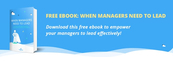 FREE EBOOK - WHEN MANAGERS NEED TO LEAD