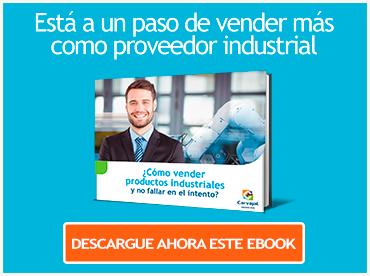 Cómo vender productos industriales