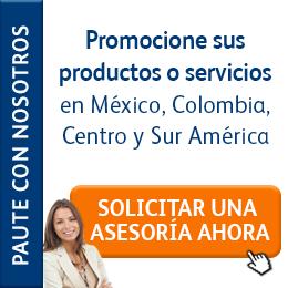 Promocione sus productos o servicios con nosotros