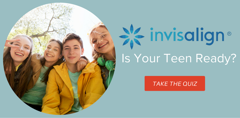 Take Invisalign Teen Quiz