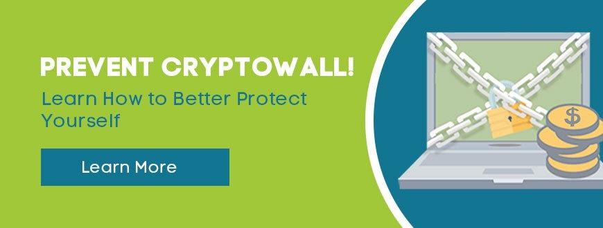 Prevent Cyptowall
