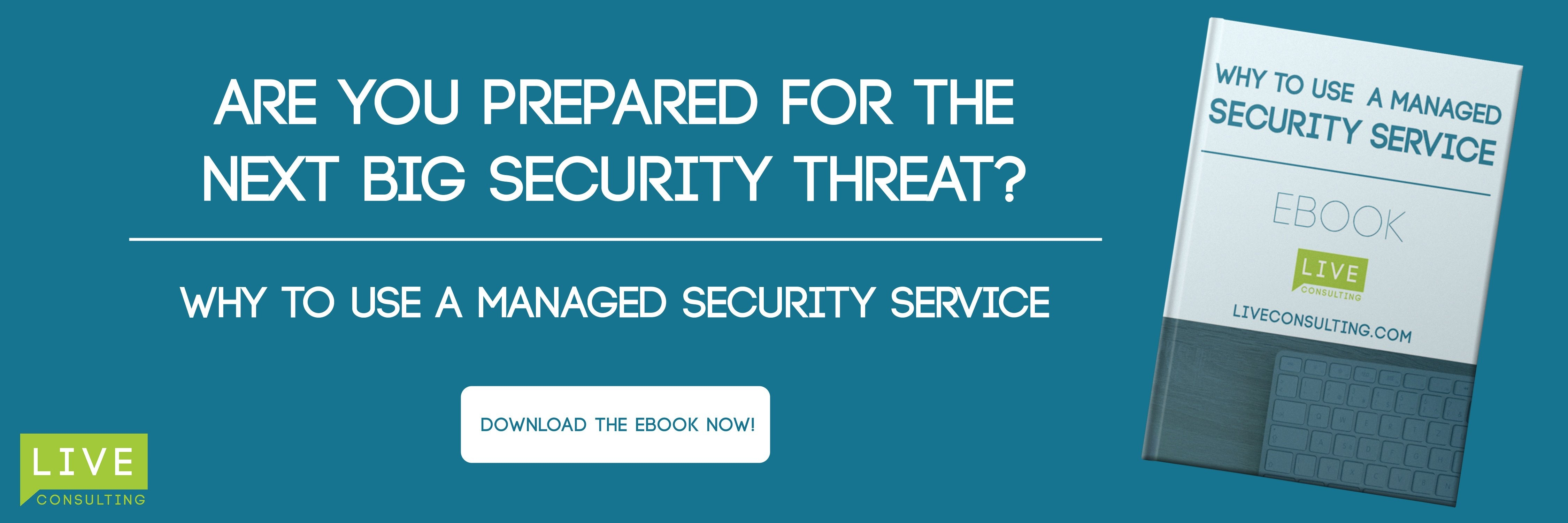 Why To Use a Managed Security Service