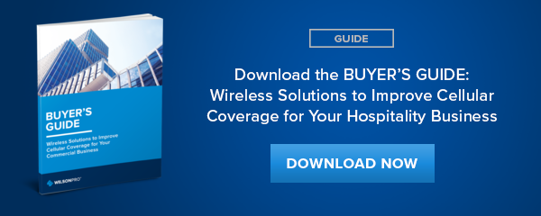 Wilson Pro's Buyer's Guide for your Hospitality Business