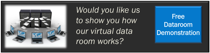 dataroom demo text