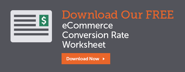 •	Download Groove's Free eCommerce Conversion Rate Calculator