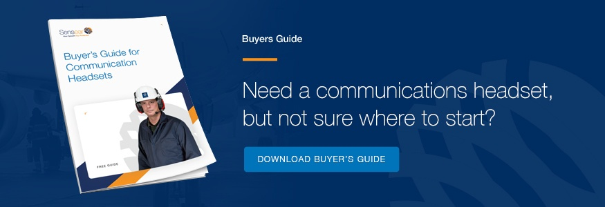 Download your Buyer Guide for Communication Headsets