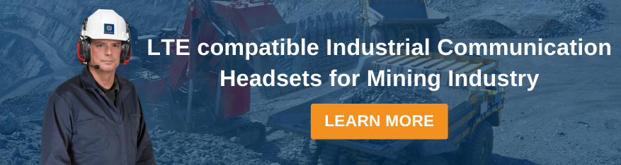 Communication Headsets for Mining Industry