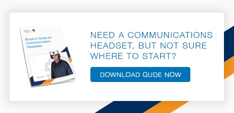 Download Sensear's Buyer's Guide to Communication Headsets