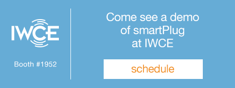 Come see a demo of smartPlug at IWCE