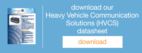 Heavy Vehicle Communications Solutions HVCS datasheet
