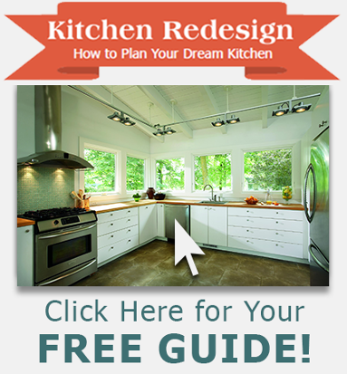 How to Plan Your Dream Kitchen Infographic
