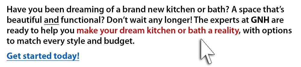 GNH Installs Kitchen Design